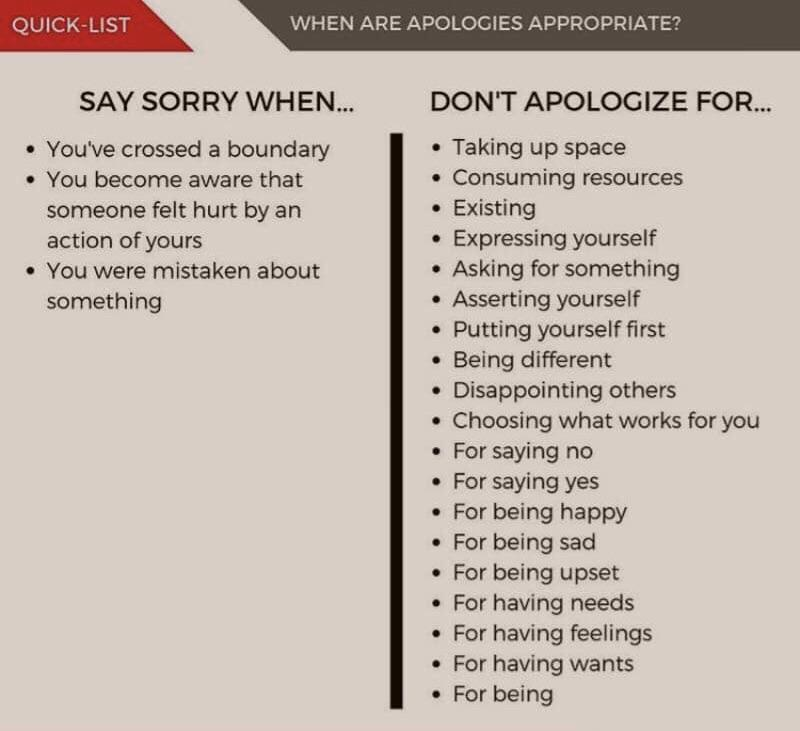[image] Sorry not sorry