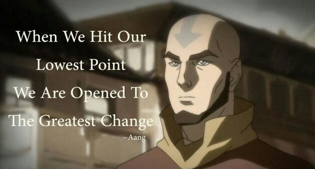 [Image] Lowest point