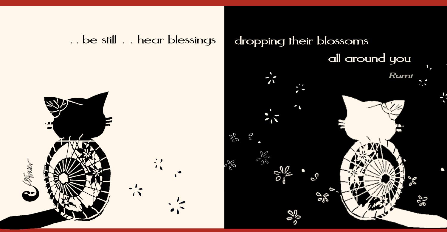"""Be still… hear blessing dropping their blossoms all around you"" [OC] [1500 x 780]"