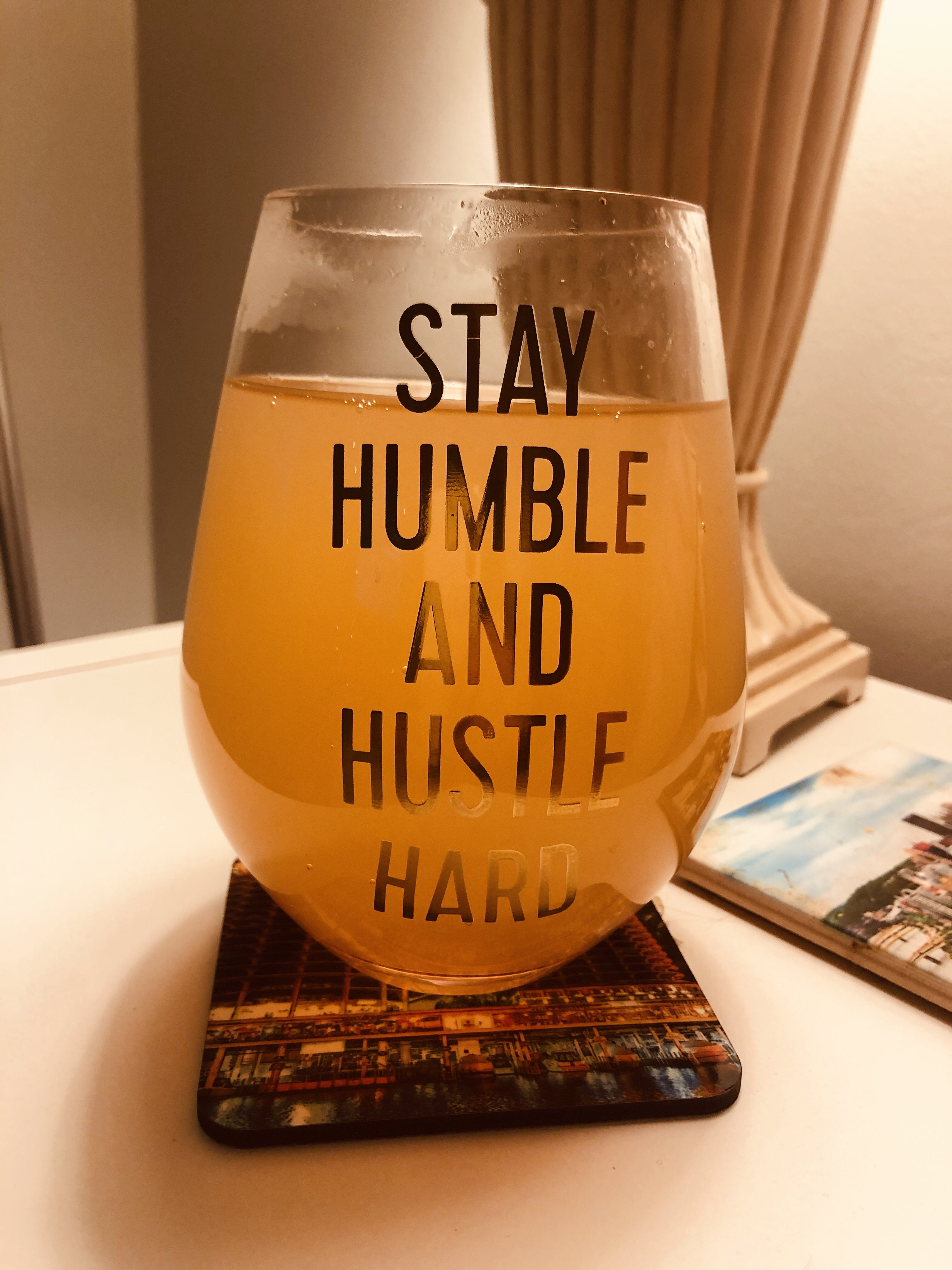 [Image] Motivational cider