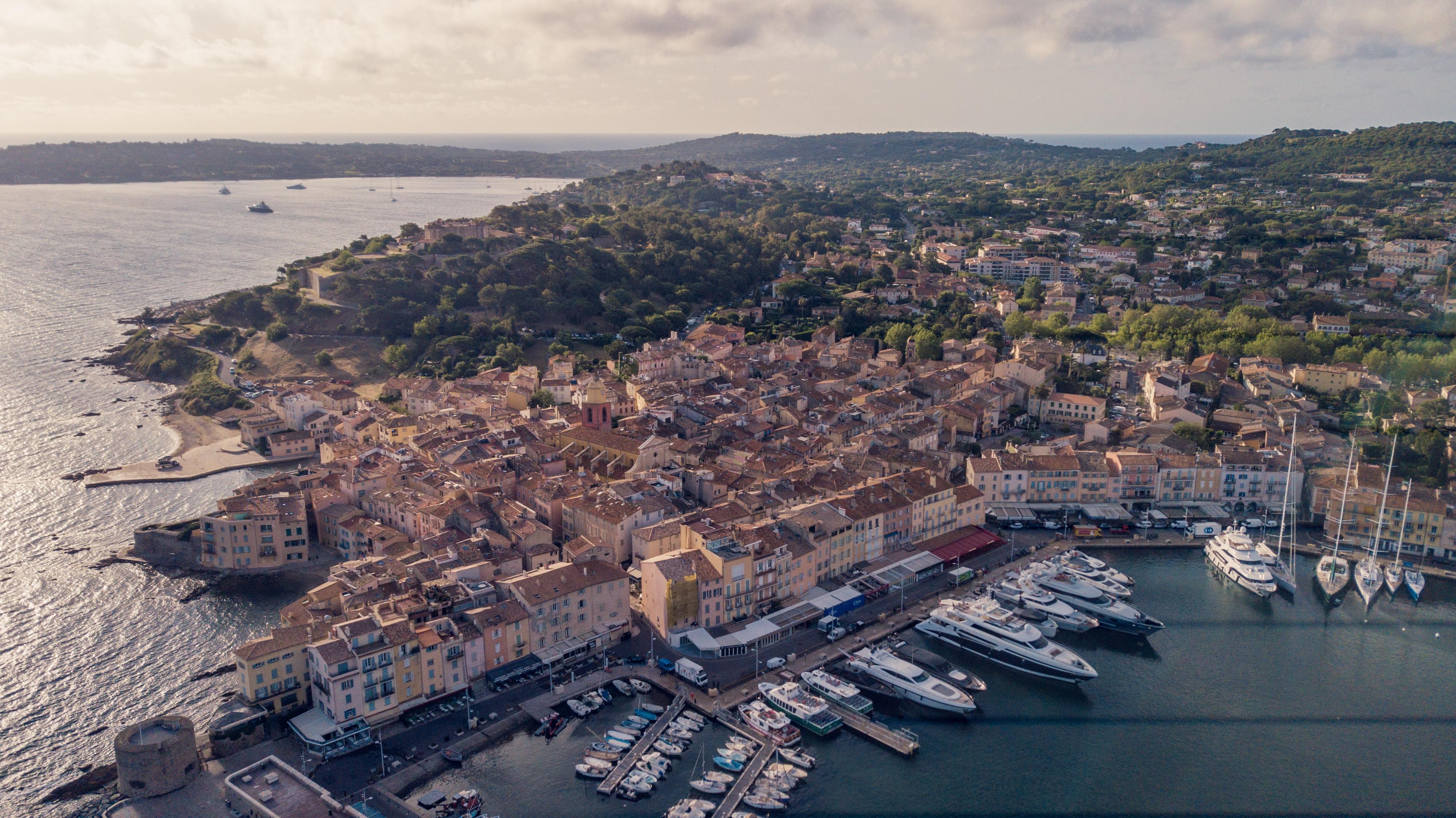 Saint-Tropez, Var, Provence-Alpes-Côte d'Azur, France [Image]