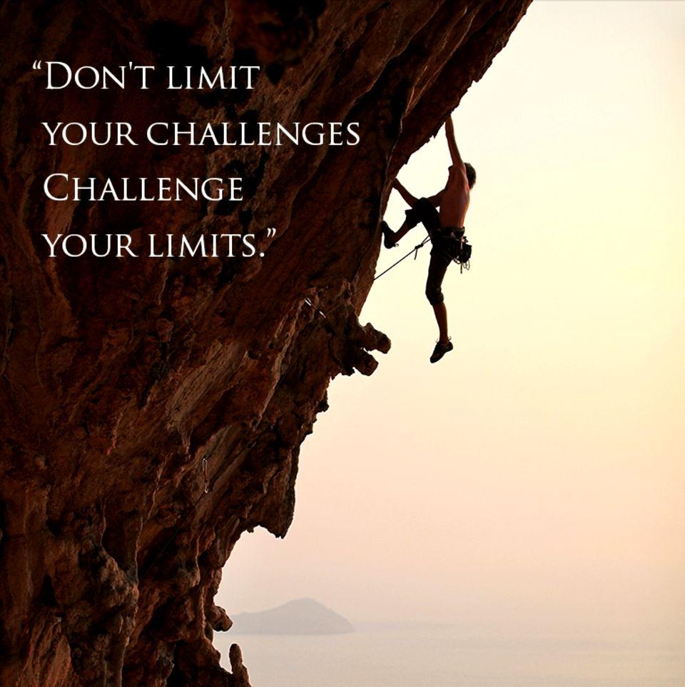 [Image] – Challenge Limit