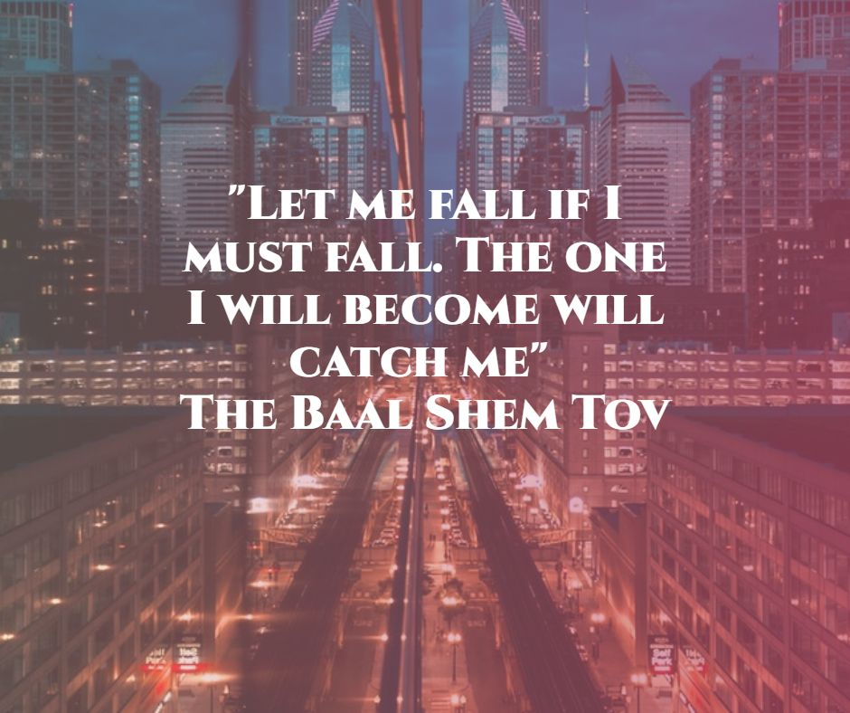 """Let me fall…"" The Baal Shem Tov [940×788]"