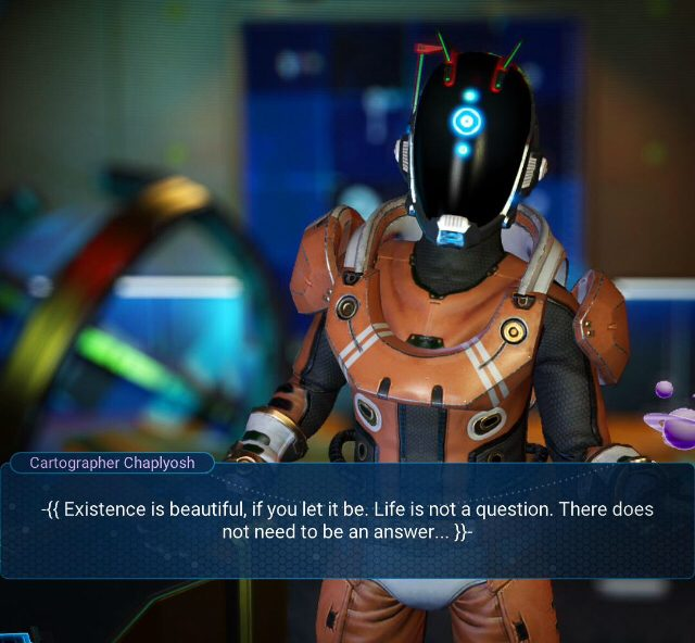 [Image] Thanks, No Man's Sky