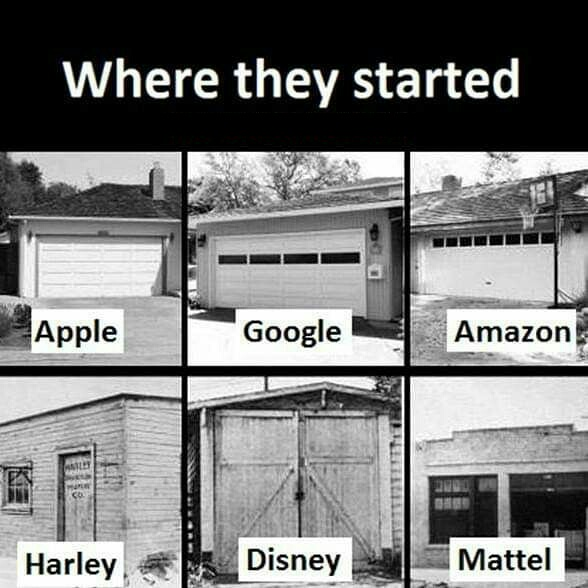[Image] Remember everything has a small beginning.
