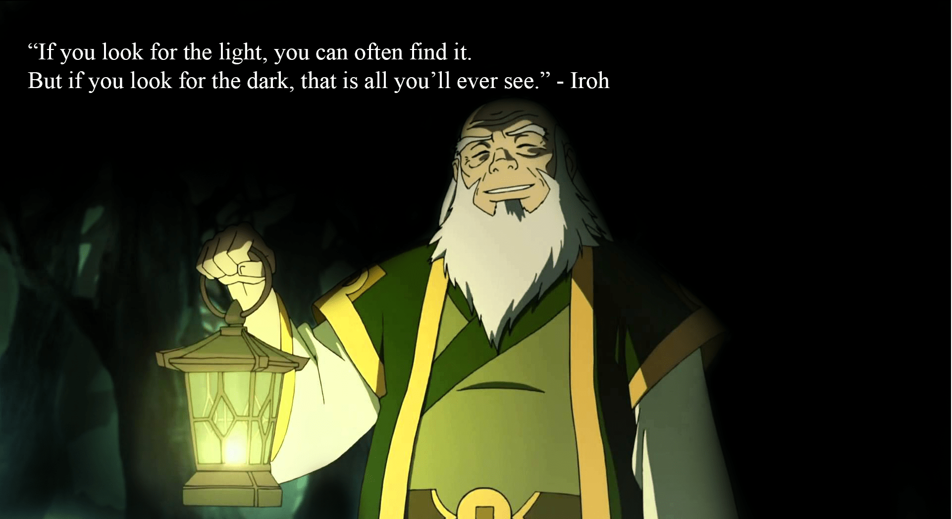 [Image] Look for the light