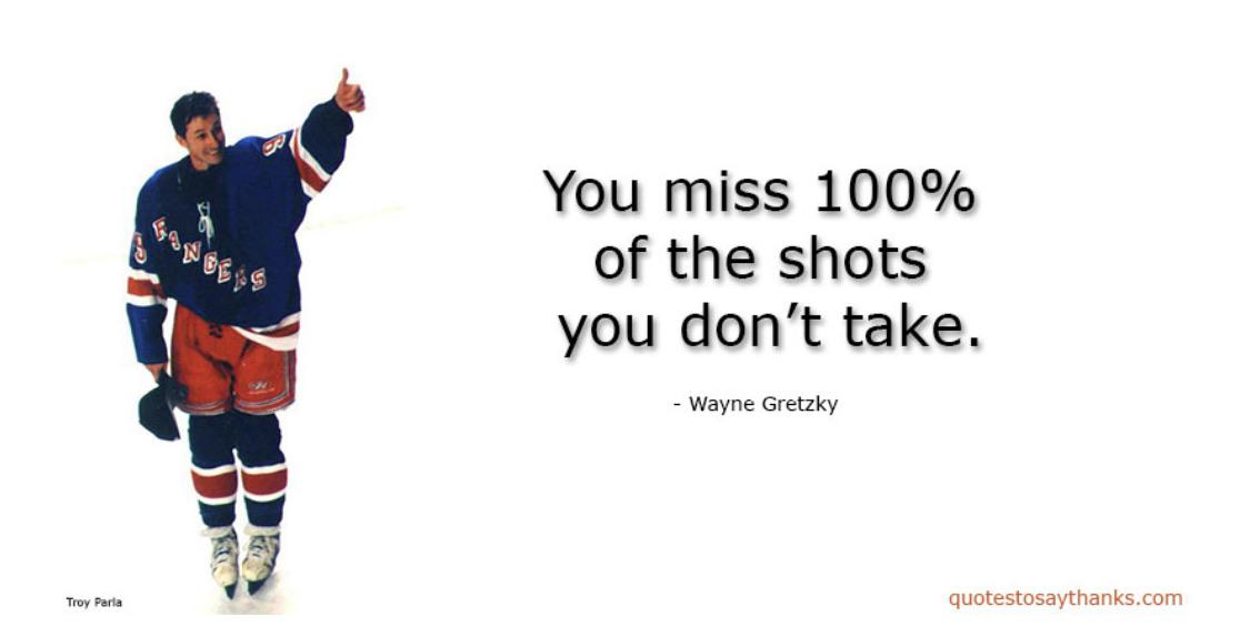 [Image] Just take a shot