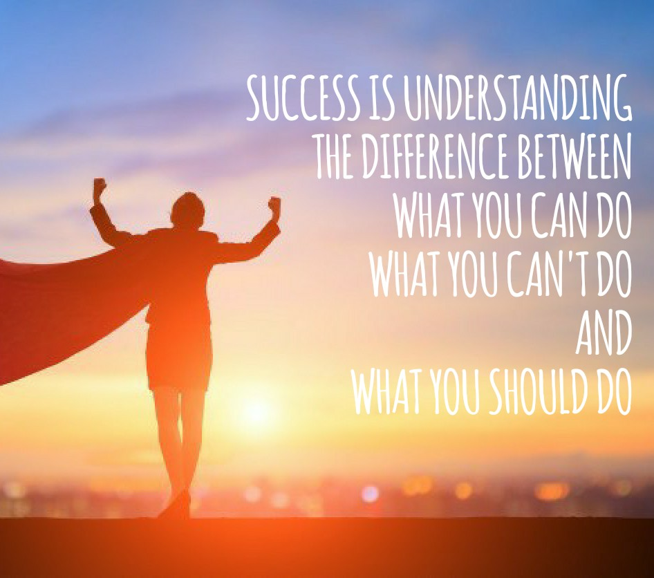 """Success is…"" – Unknown [946×836]"