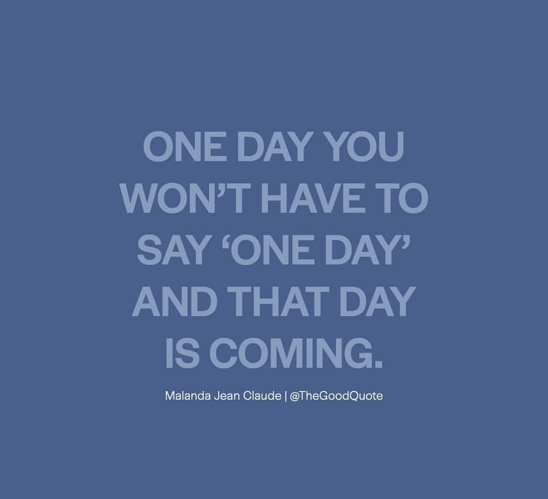 [Image] That day is coming!!