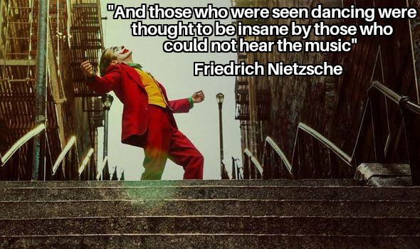 """And those who were…"" – Friedrich Nietzsche (590X350)"