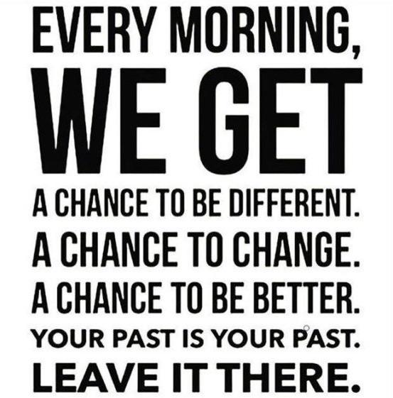 [Image] Every morning