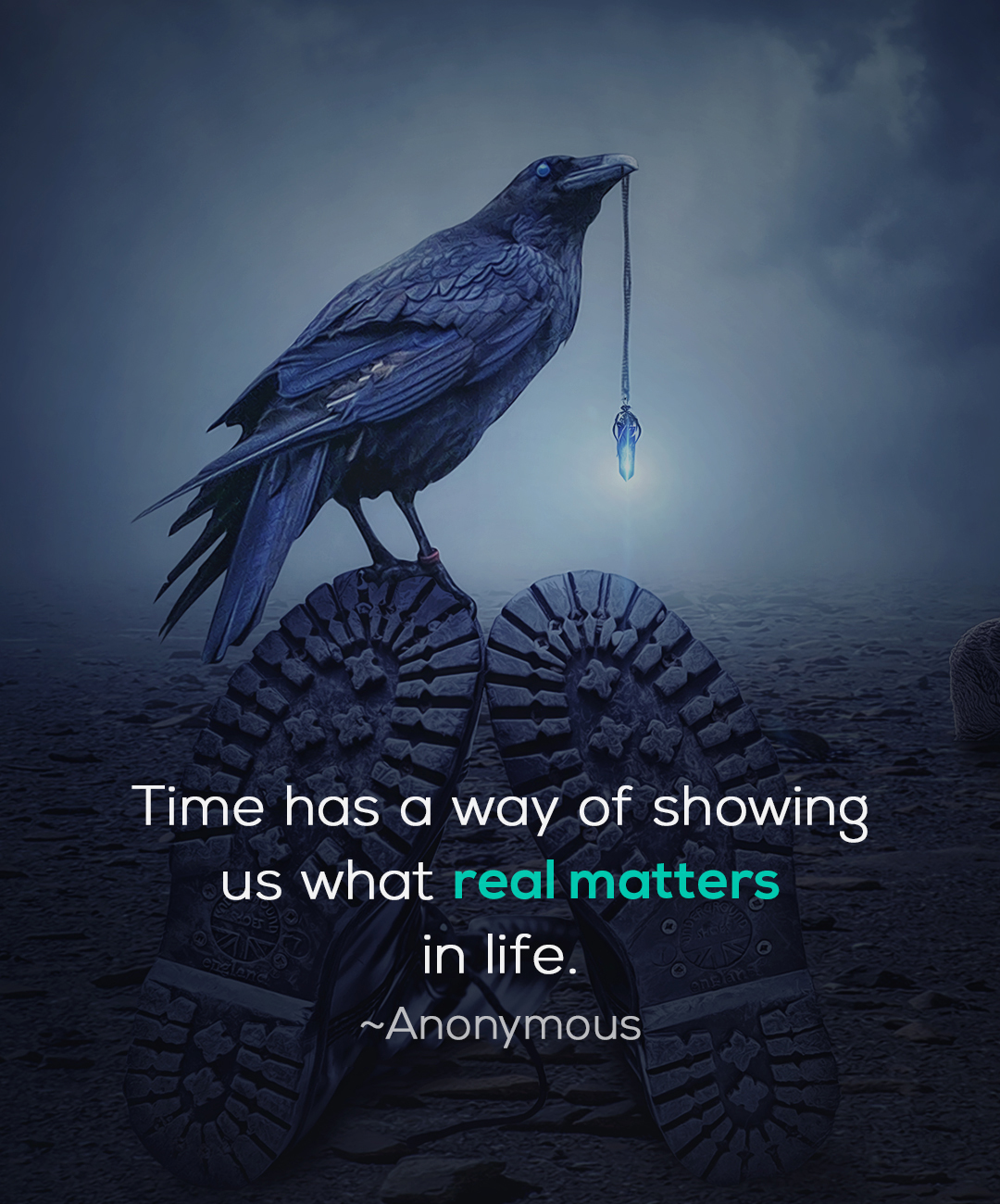 """Time has a way of showing us what real matters in life."" -Anonymous [1800×1300]"