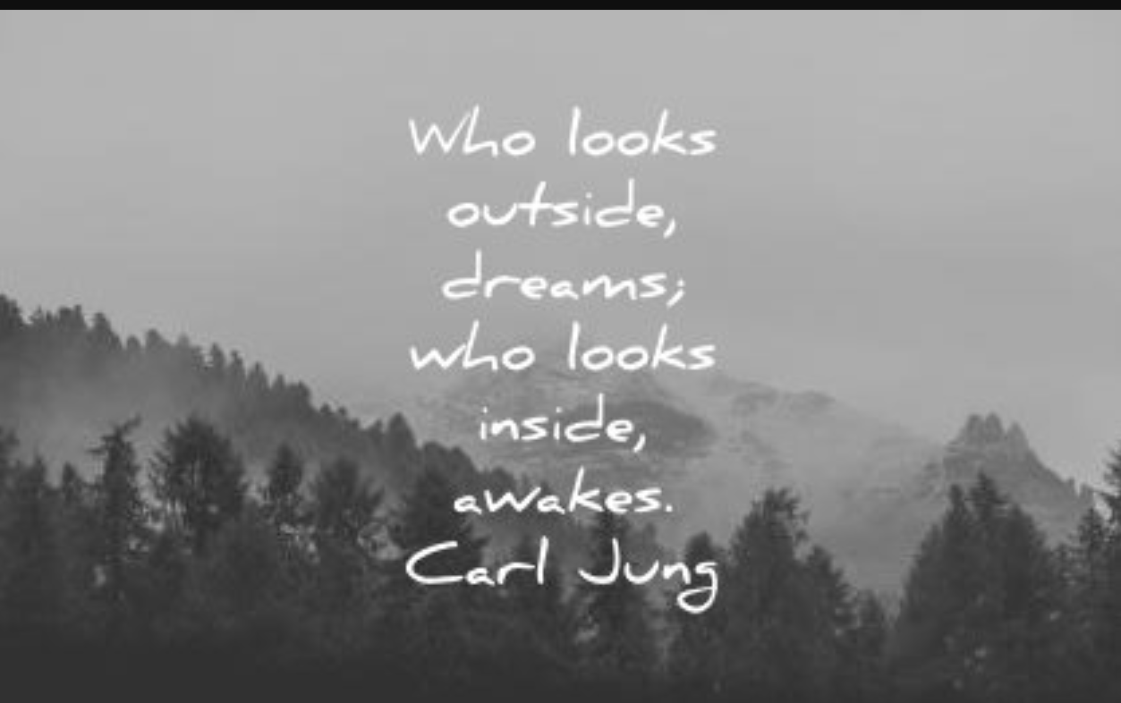 Who looks outside dreams….-Carl Jung [1253×786]