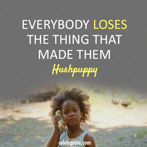 "EVERYBODY LOSES THE THING THAT MADE THEM ""MW https://inspirational.ly"