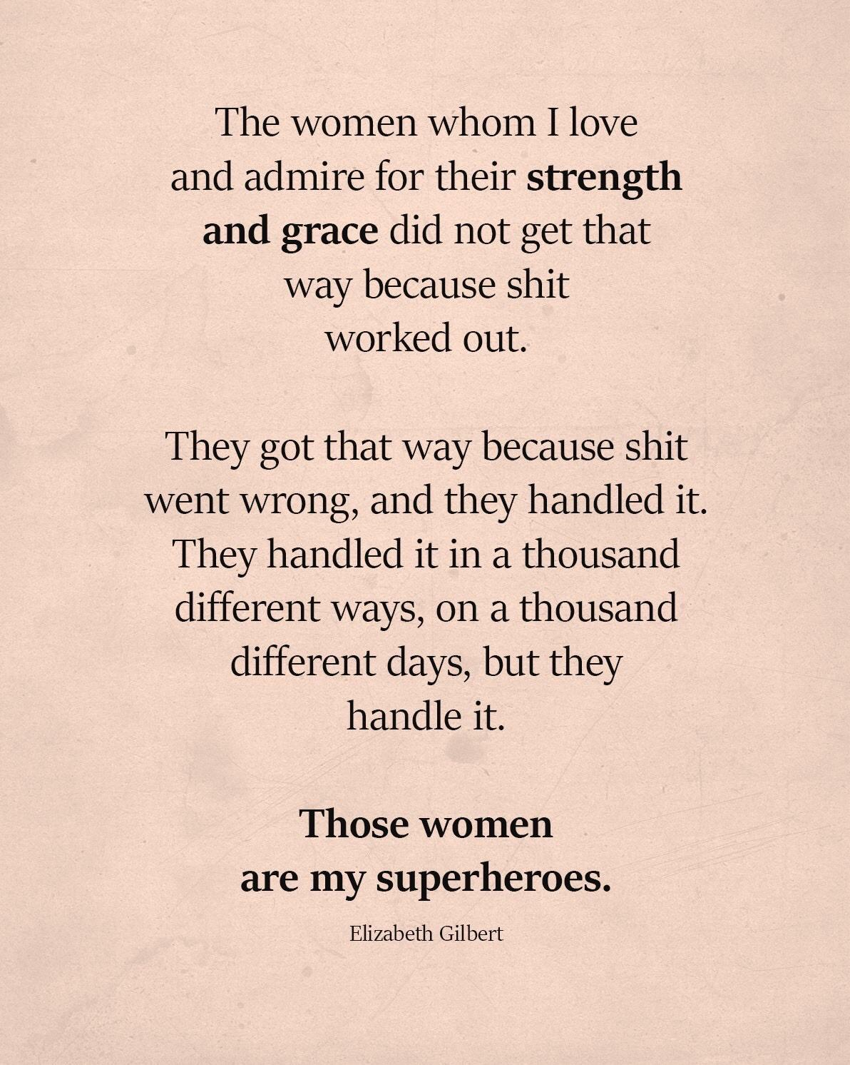[image] Working on being strong enough to earn that cape I want to give the men and women that inspire me.