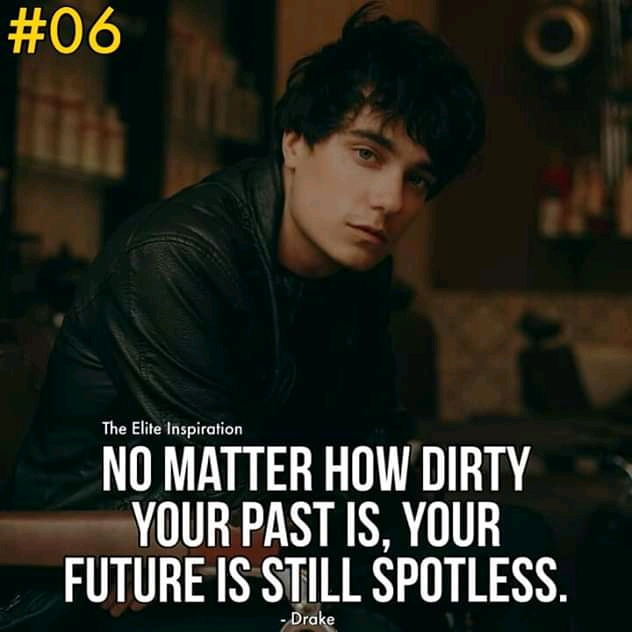 """No Matter How Dirty Your Past Is, Your Future Is Still Spotless.""- Drake- [800×1200]"