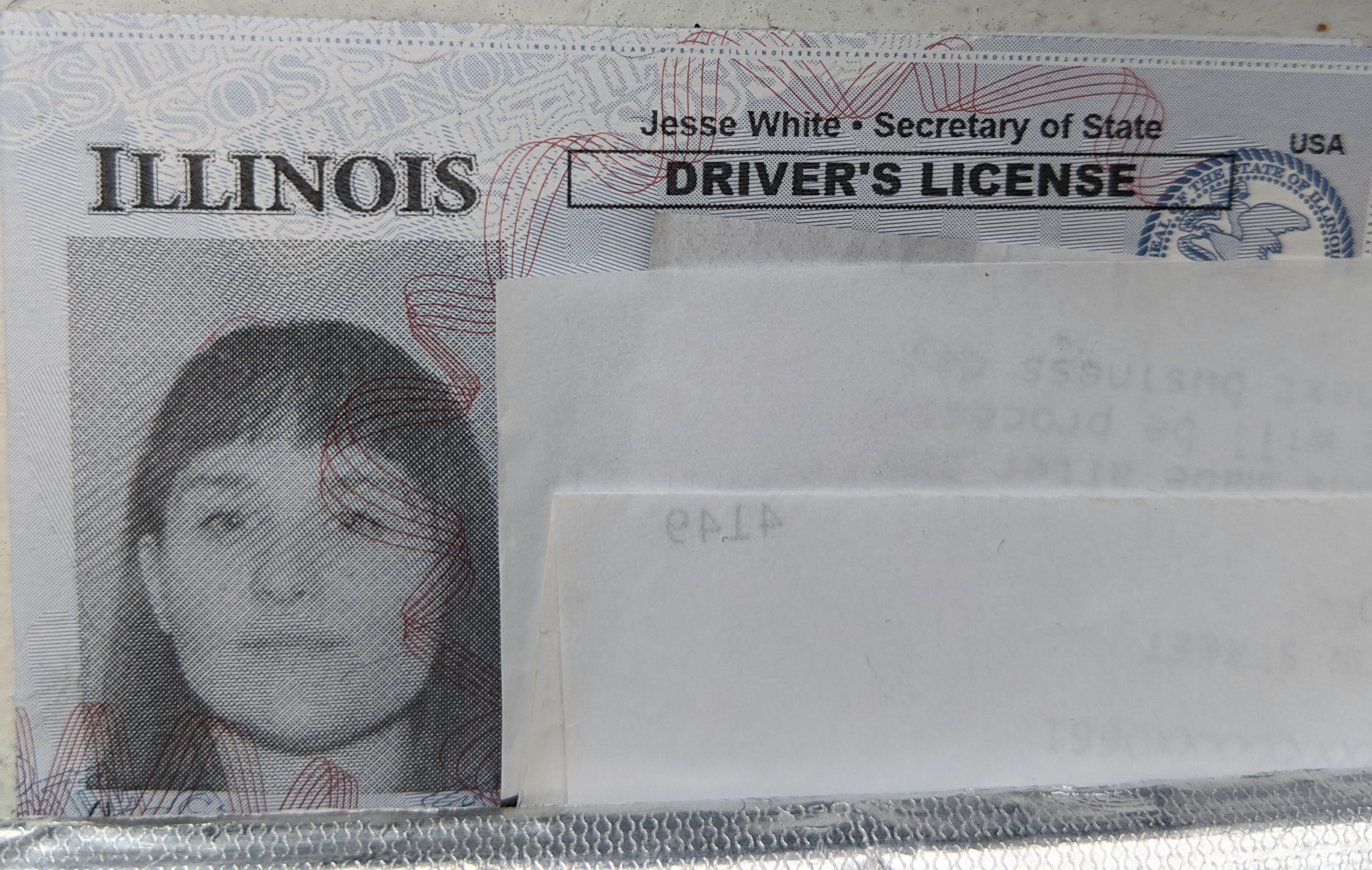 [Image] Got my driver's license at 30 today. It was HARD but it's never too late!