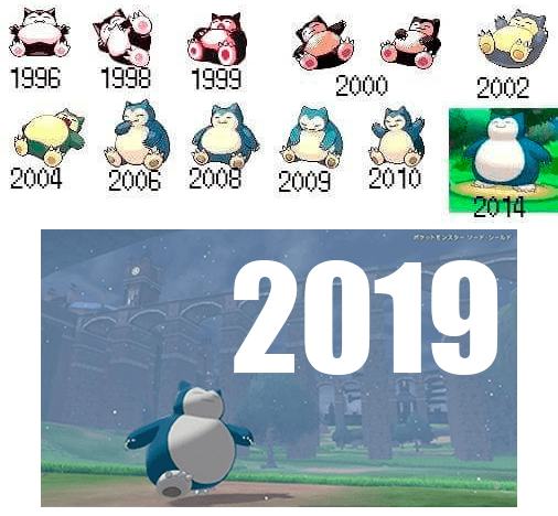 [Image] Snorlax Never gave up