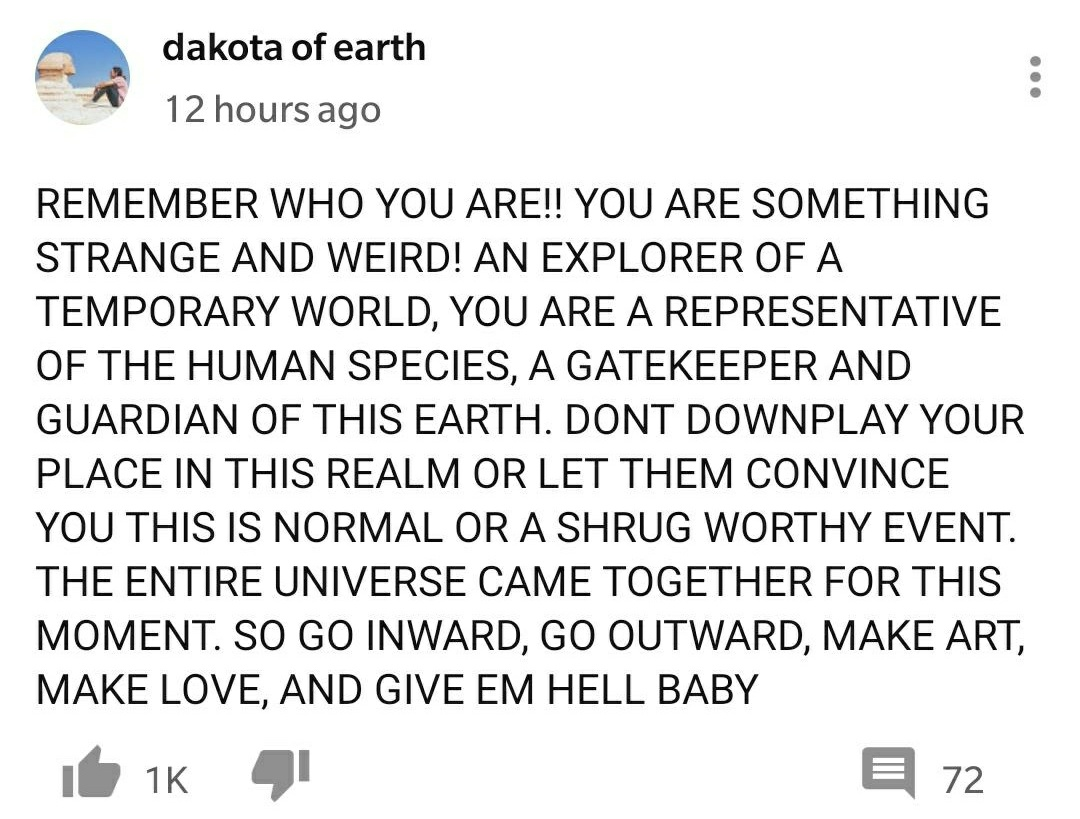 [Image] I came across this message by one of my favourite YouTubers, for anyone who needs to hear this.