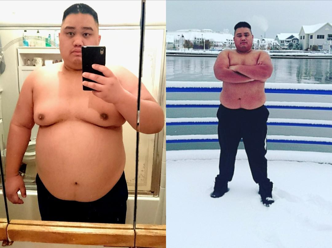 [Image] It's day 310 of my weight-loss journey and I went from 325lbs to 245lbs! I've never been happier in my life. I've documented every workout session since Day 1 as well in hopes to inspire and motivate others out there that are struggling with weight-loss or even weight-gain. Never give up!
