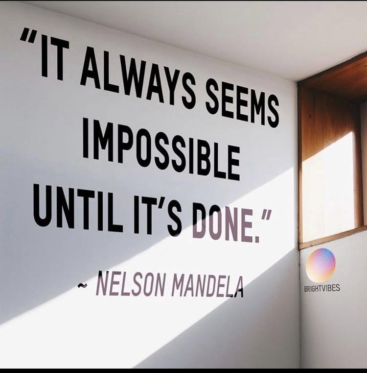 [image] Nelson Mandela speaking truth
