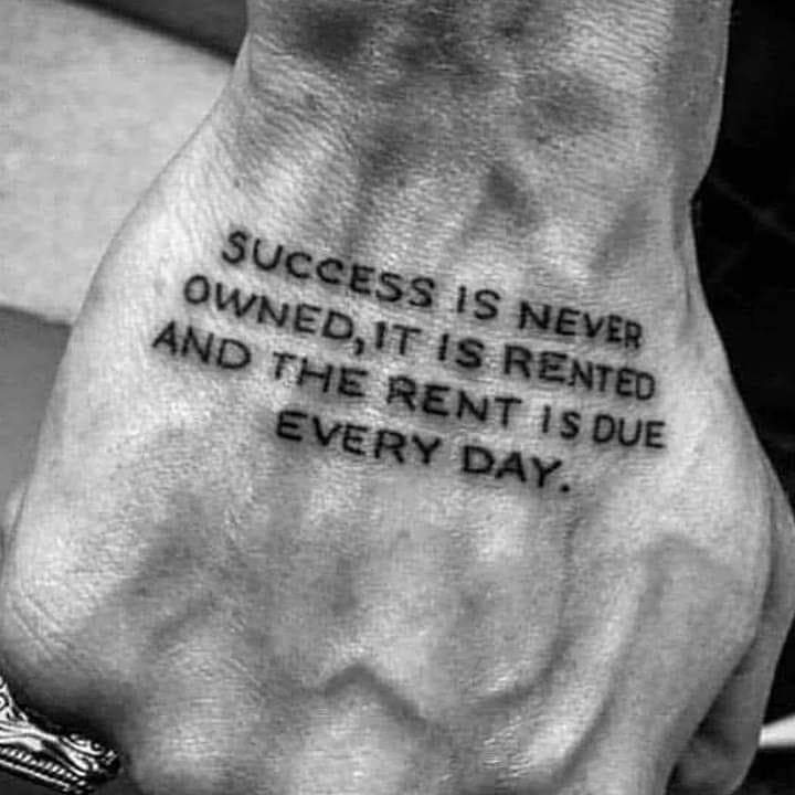 [image] pay the rent everyday