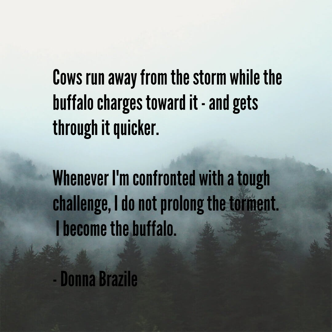 [Image] Become the Buffalo