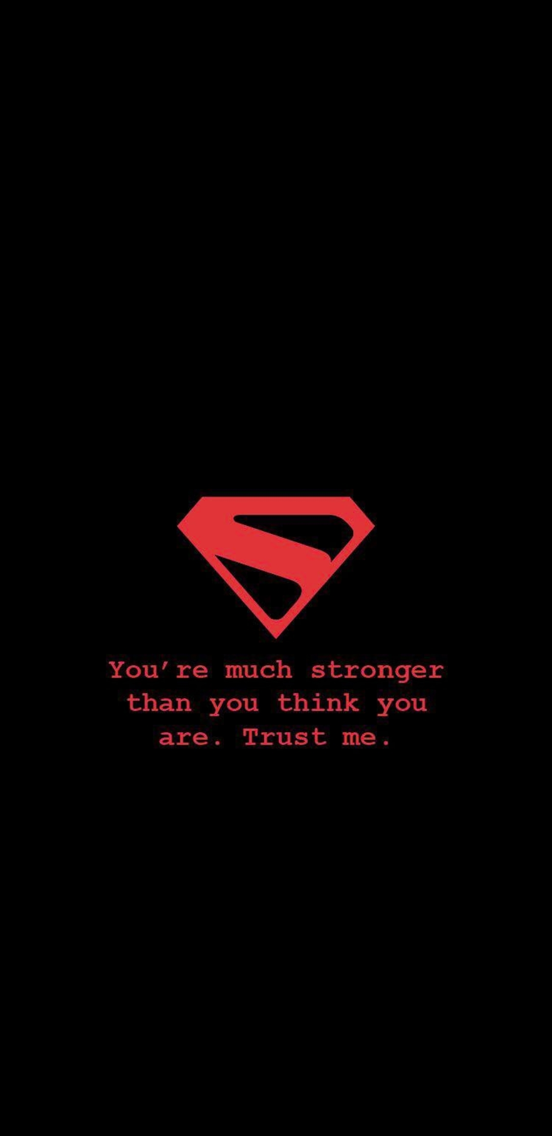 [Image] superman believes in you