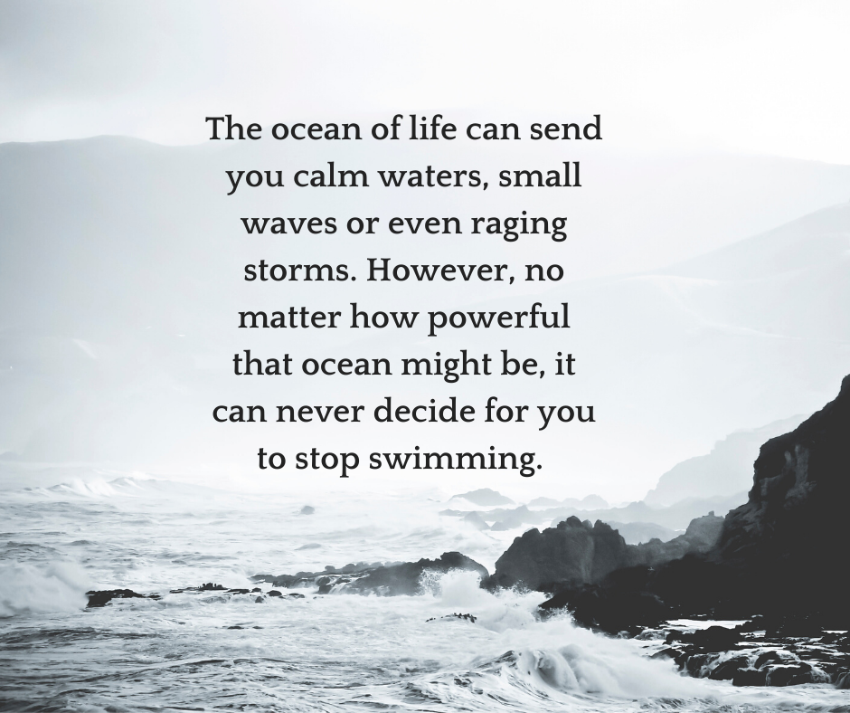 [Image] Keep swimming