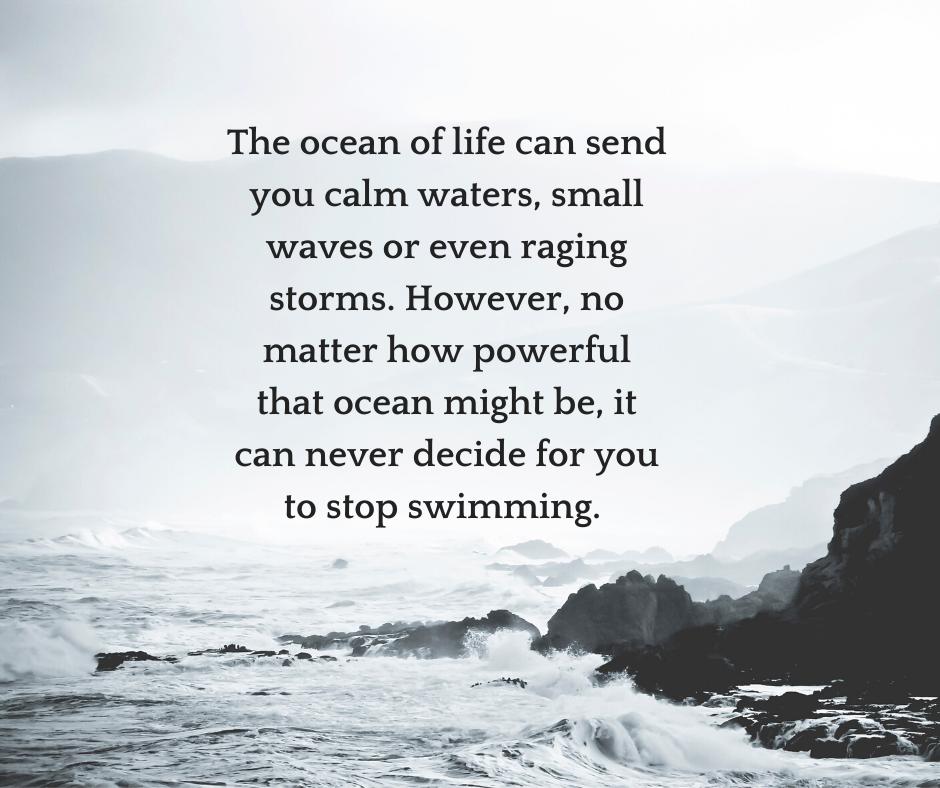 [Image] Keep swimming