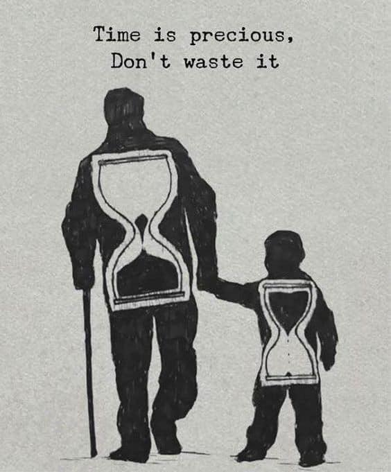 [image] every minute counts