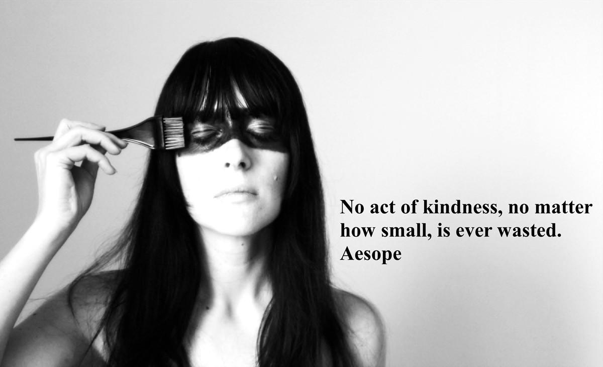 No act of kindness, no matter how small, is ever wasted. Aesope (1200×731)