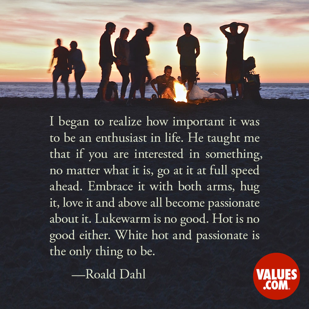 [Image] Be an enthusiast