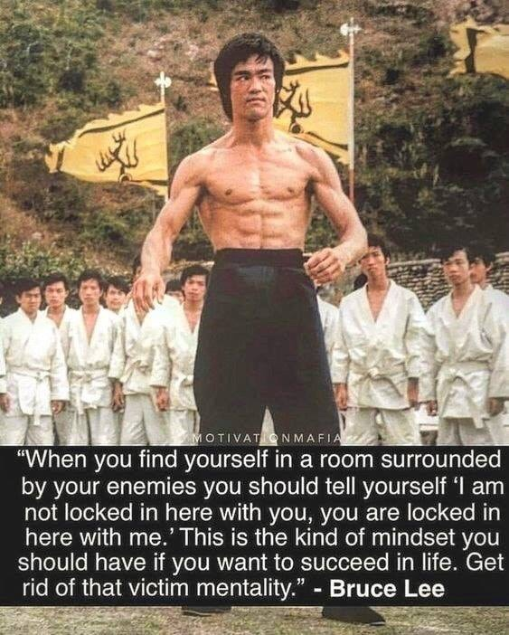 [image] get rid of that victim mentality