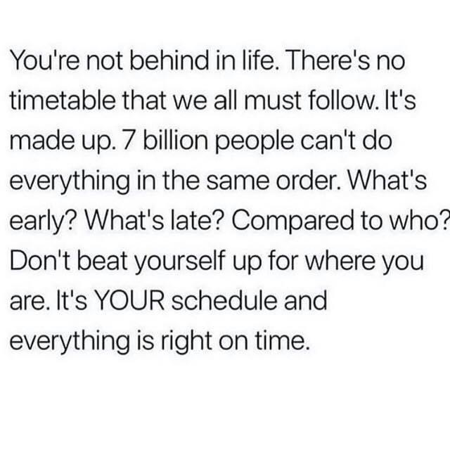 [Image] Not a fan of Instagram motivation but sometimes it hits right.