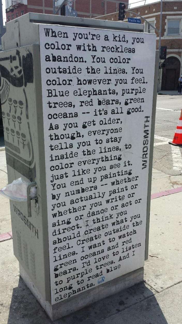 [Image] Word on the Street