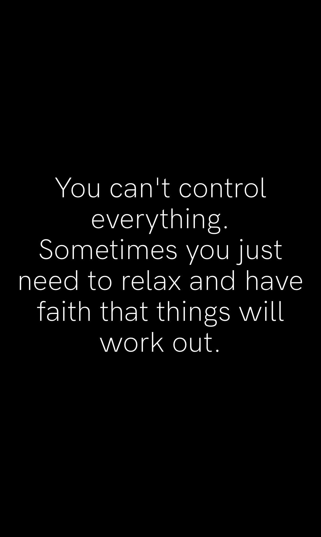 [Image] the biggest thing I learned in 2020 is to not waste mental energy on things you can't control