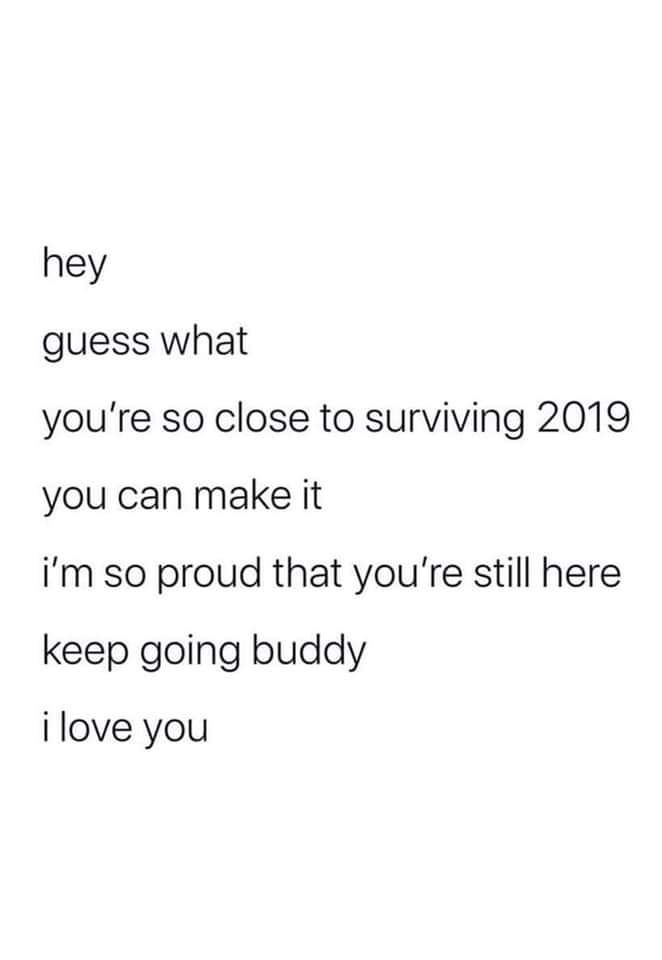 [IMAGE] I'm proud of you!