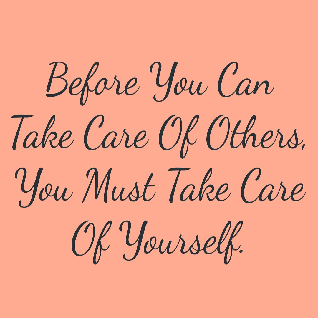 Take care of yourself [1080*1080]