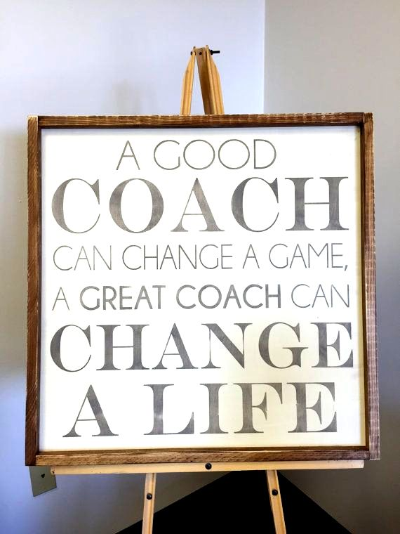 [Image] Great Coach