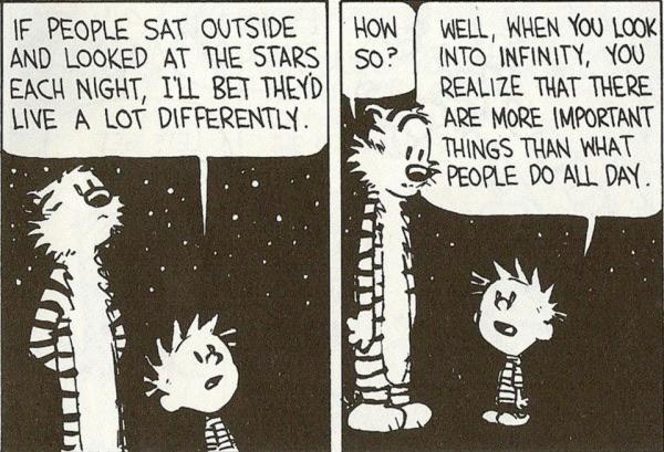 [Image] Calvin & Hobbes