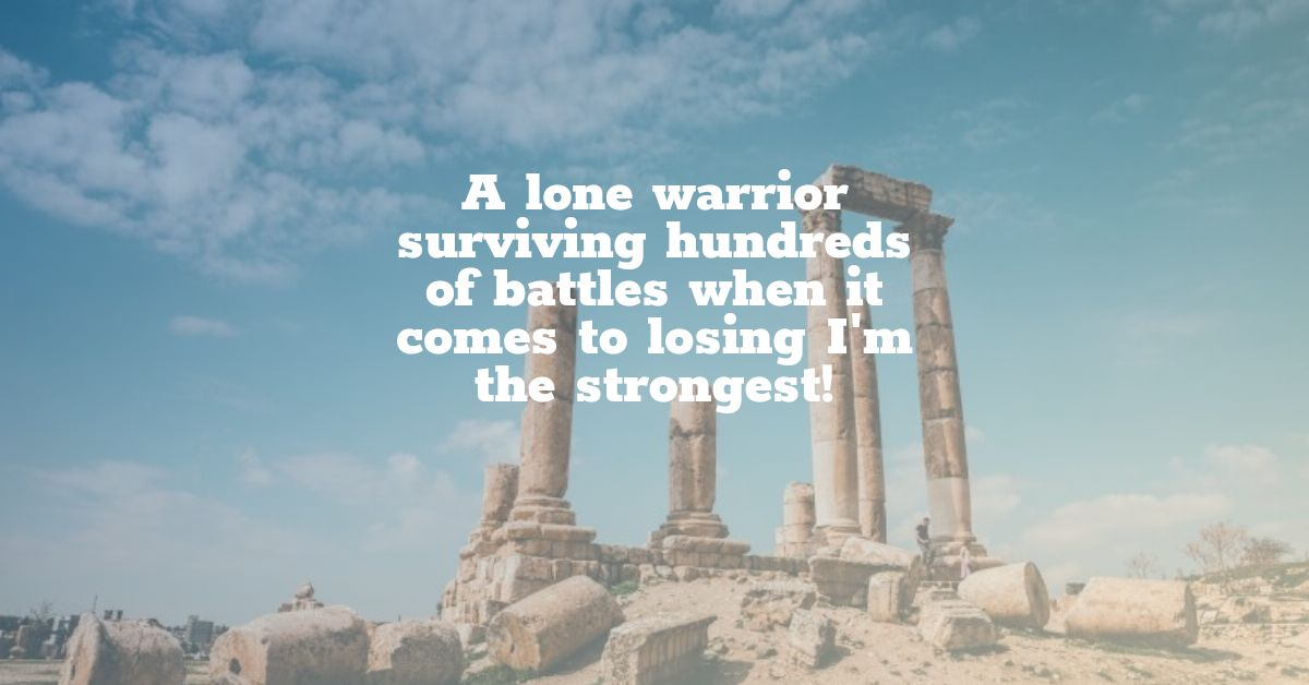 [Image]I may not win but I can lose.