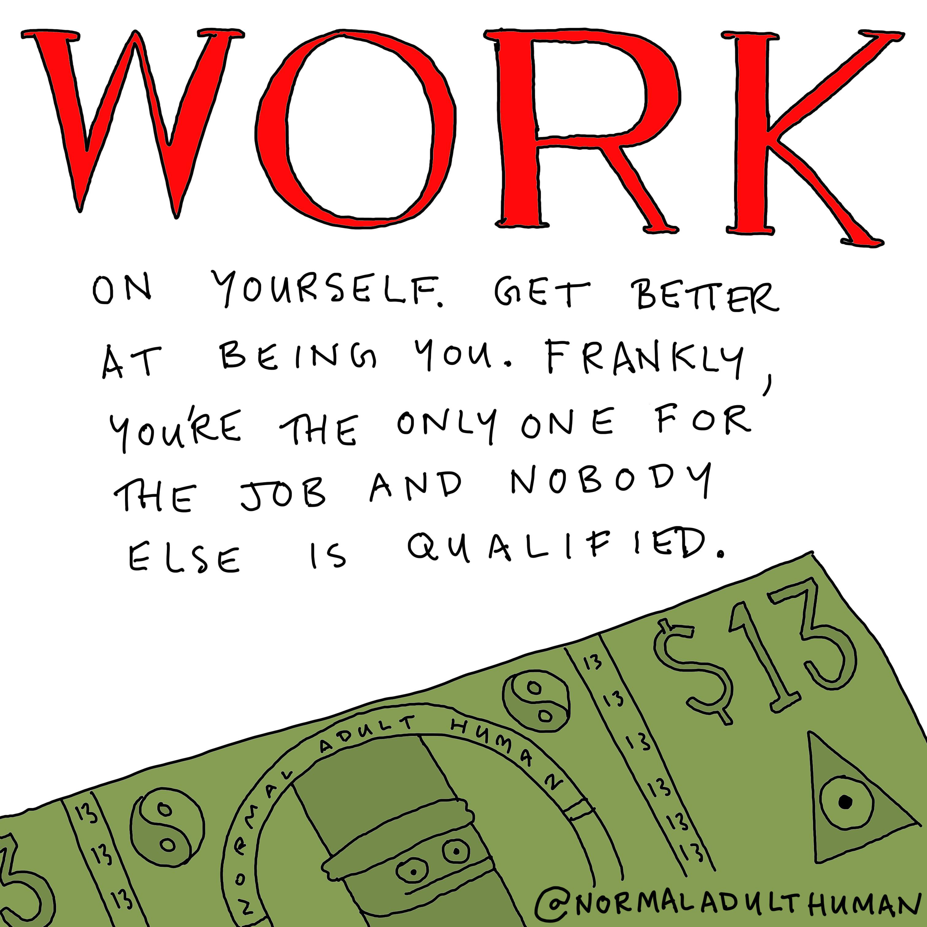 [IMAGE] You're hired!