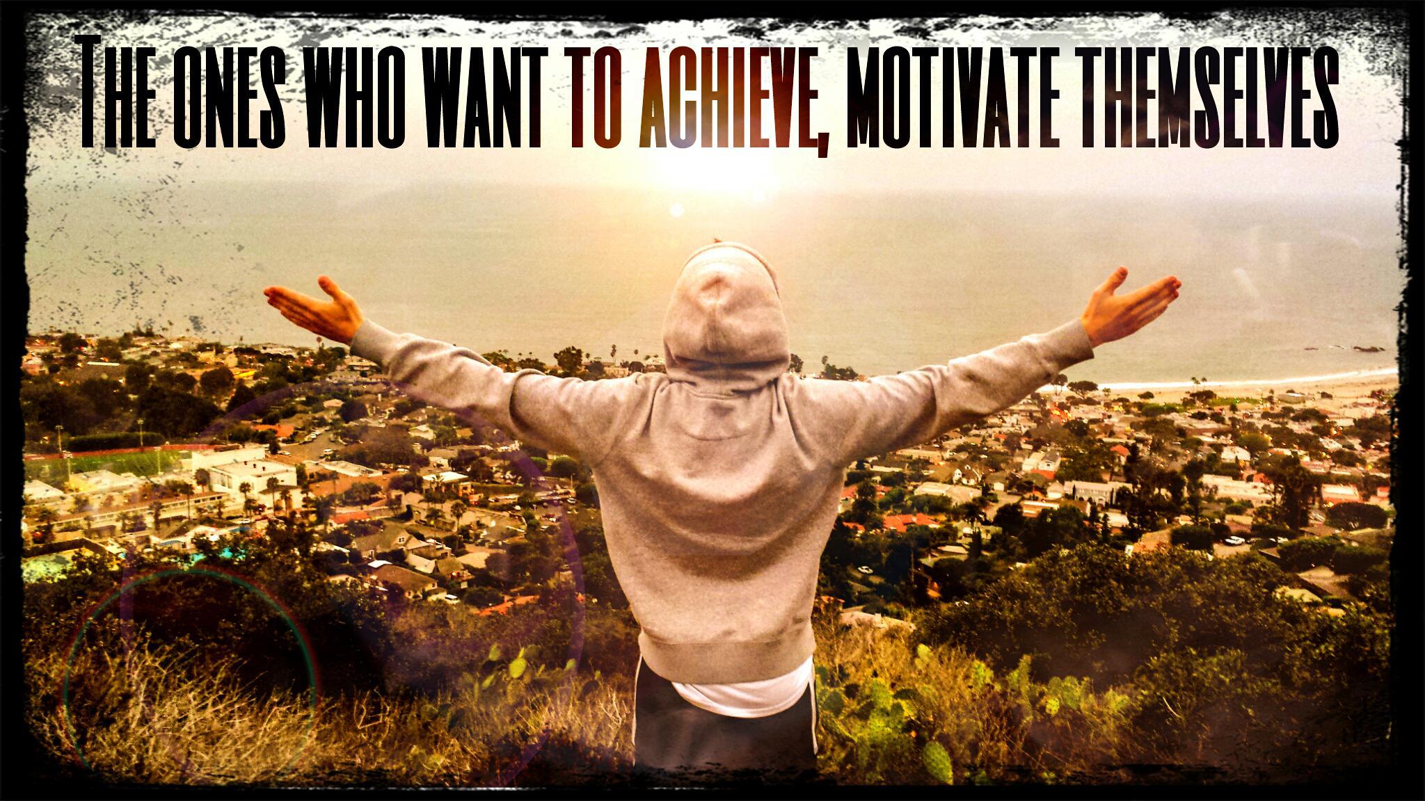 Motivation. [2048×1152]