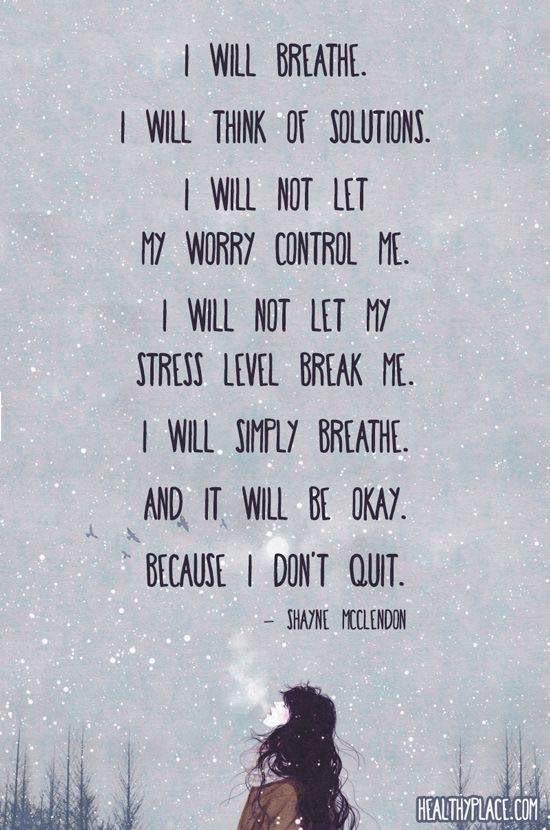 [image] I don't quit.