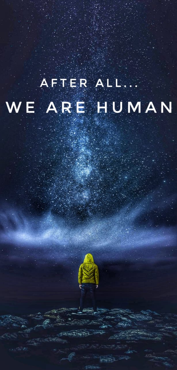 After all… We are human – Haruki Murakami [615×1280]