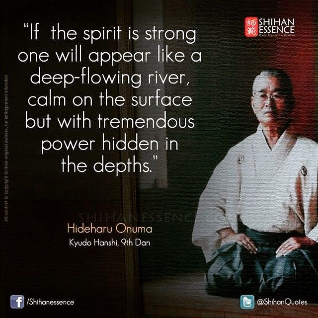 [Image] If the Spirit is Strong…