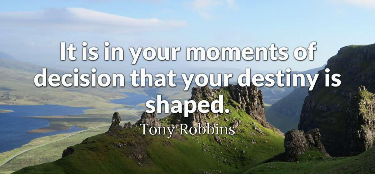 """It is in your moments of decision that your destiny is shaped"" – General Zhong Yuan [1200 x 600]"