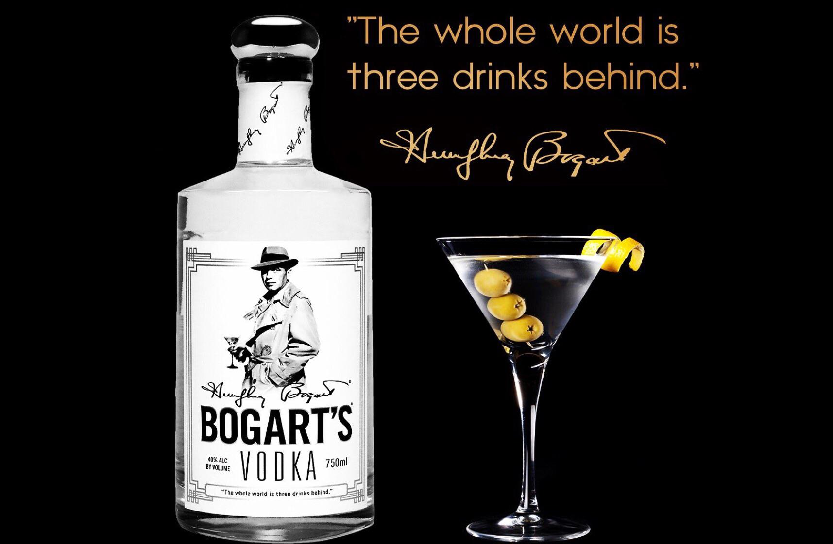 """The whole world is three drinks behind. If everybody in the world would take three drinks, we would have no trouble."" Humphrey Bogart. (1200×800)"