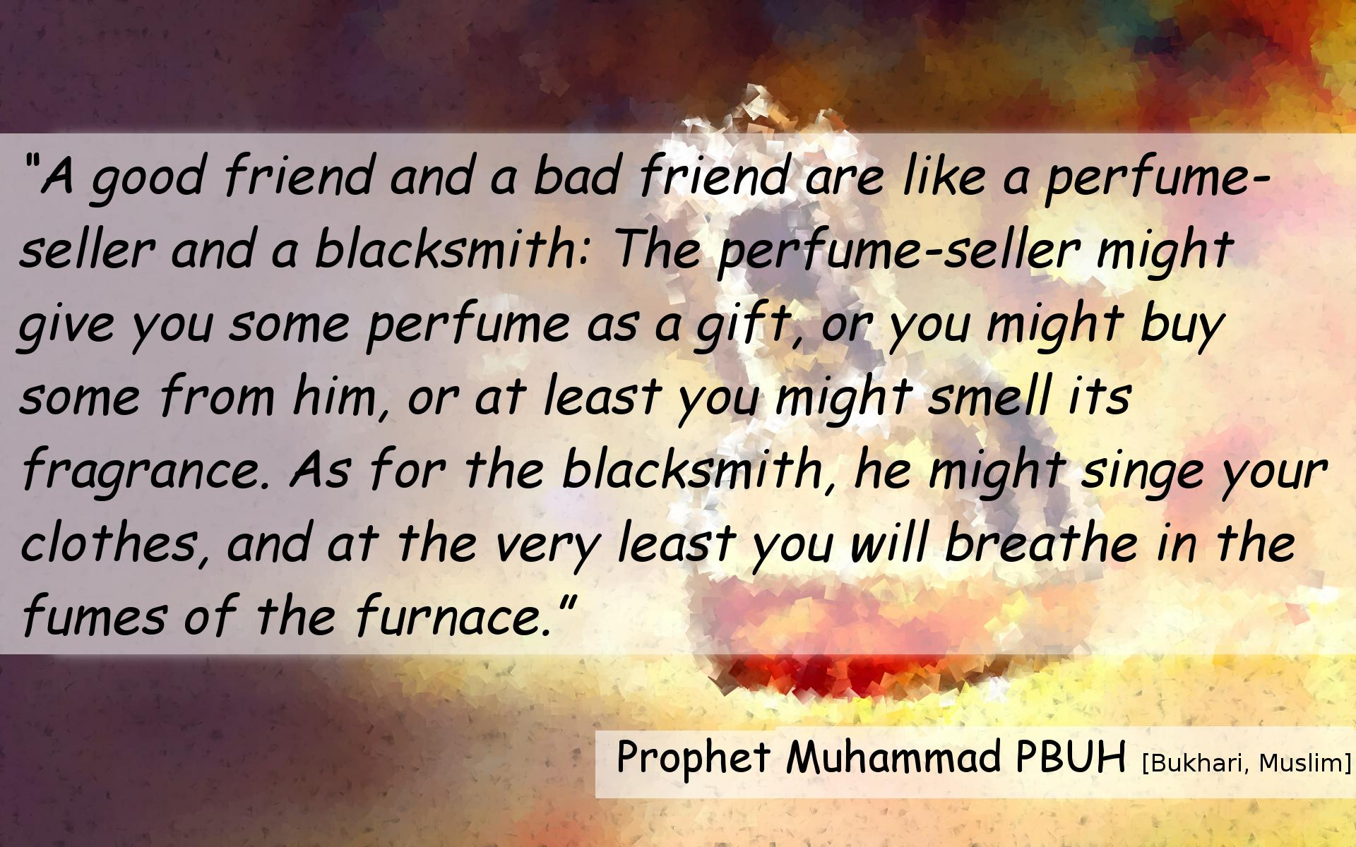 A good friend and a bad friend … [1920 × 1200]